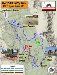 Google Maps Mexico by Explore Tecate Mexico Ride 2014 Gpskevin Adventure Rides