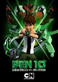 ben 10 destroy aliens