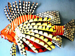 fish decorations for home wall arts fish wall art australia metal fish art nz metal fish