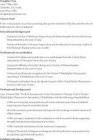 Chiropractic Assistant Resume Sample Chiropractic Resume Templates Download Free U0026 Premium Templates