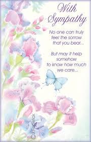 condolences greeting card sympathy cards sympathy condolences grief and