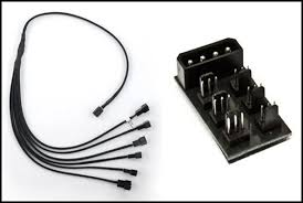 3 pin to 4 pin fan splitter build logs a two for htpc and nas not to mention running