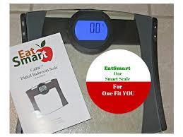 Eatsmart Digital Bathroom Scale by Cotton Pickin Cute Eatsmart Calpal Digital Bathroom Scale Review