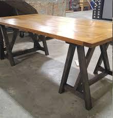 bureau rustique bureau rustique bureau industriel table de style loft