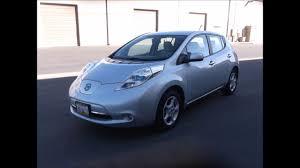 nissan leaf ads 2013 nissan leaf sv electric car for sale youtube