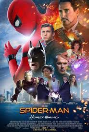 twitter u0027t stop roasting u0027spider man homecoming u0027 poster