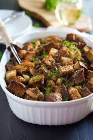 sausage stuffing recipes for thanksgiving caramelized onion apple and sausage whole grain stuffing