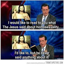 Gay Marriage Meme - jesus on gay marriage the meta picture
