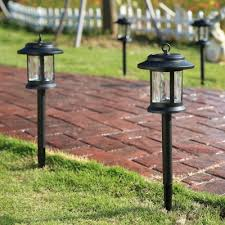 Landscape Path Lights Fashion Style Post Lights Pathway Lighting Solar Lights