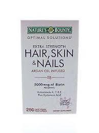 hair skin nails vitamins u0026 minerals ebay