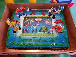 transformers rescue bots 1 edible cake or cupcake topper edible i brought a image printed on paper shop rite scanned it onto