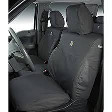 amazon car seat black friday amazon com covercraft ssc2412cagy seat cover carhartt gravel