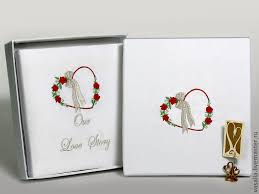 Online Wedding Photo Album Buy Wedding Photo Album In Box On Livemaster Online Shop