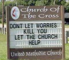 Church Sign Meme - the 42 funniest and most inappropriate church signs on the