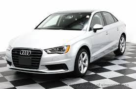 audi quattro all wheel drive 2015 used audi a3 certified a3 2 0t quattro all wheel drive at