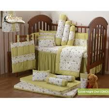 Premium Bedding Sets Babylove Premium 7 In 1 Bedding Set Owl