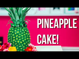 how to make a pineapple cake pineapple infused vanilla cakes with