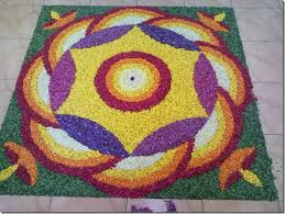 rangoli decoration 25 most colourful rangoli designs with flowers to try in 2018
