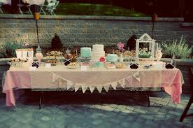 real parties vintage shabby chic 1st birthday the tomkat