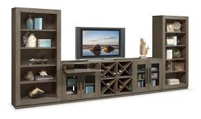 Wall Cabinets For Living Room Living Room Storage Cabinets Value City Furniture