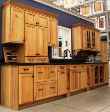 Kitchen Aid Cabinets by Kitchen Large Natural Wood Kitchen Cabinet With Black Marble