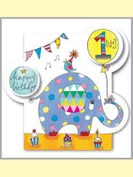 elephant happy birthday card by lil3birdy 4 46