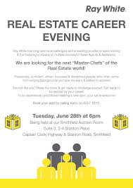 real estate career evening news ray white smithfield