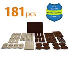 Best Way To Protect Hardwood Floors From Furniture by Furniture Pads Amazon Com Hardware Furniture Hardware