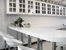 Granite For White Kitchen Cabinets by White Granite Countertops Hgtv