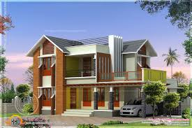 4 bedroom house in 214 square meter kerala home design and floor