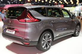 espace renault renault shows off production ready espace crossover in paris