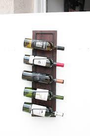 decor wall mounted wine rack wooden wine racks wall mounted