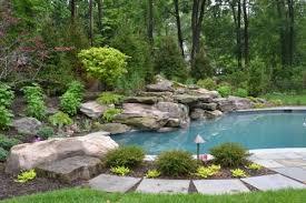 garden design garden design with landscaping around pool on