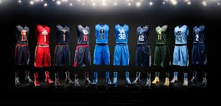 the evolution of nike u0027s college basketball uniforms si com