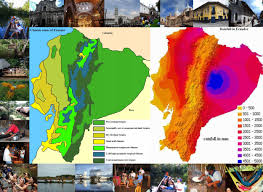 World Climate Map by Climate Of Ecuador 9 Climate Zones