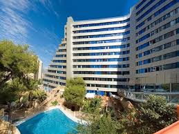 Magic Rock Gardens Hotel Benidorm Magic Aqua Rock Gardens Hotel Benidorm Spain 2018
