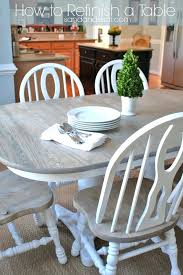 how to refinish a wood table refurbishing wooden table how to refinish a table refinish wood