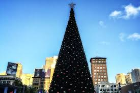 tree lighting san francisco 2017 christmas decorations san francisco 2017 top clubs to let your hair
