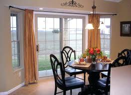 Curtains Over Blinds Sliding Patio Door Curtains U2013 Smashingplates Us