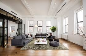 Livingroom Nyc A Light Filled Loft In New York City U0027s East Village Design Milk