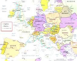 Map Of Europe 1914 European Borders In 1914 Vs Today Brilliant Maps Also Europe Map