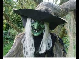 scary props prop animated witch size scary anmated horror