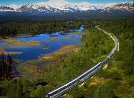 Kotzebue Alaska Map by Denali Star Route Alaska Train Travel From Anchorage To Fairbanks