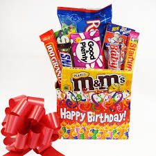 birthday basket mini happy birthday basket esor gift baskets