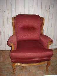 peinture tissu canapé repeindre le tissu d un fauteuil avant apres bricole et casserole