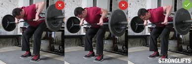 Bench Press Hand Width How To Barbell Row With Proper Form The Definitive Guide