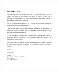 7 reference letter for teacher templates free sample example