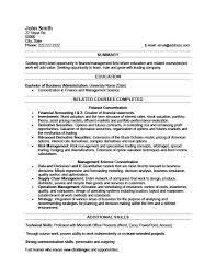 Resume Template For Graduate Recent Graduate Resume Template Recent Graduate Resume Template