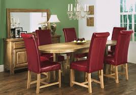 Oval Oak Dining Table Sherwood Oak Dining The Cotswold Collection