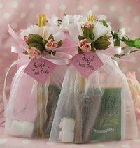 tea bag wedding favors how to make tea bag favors ehow